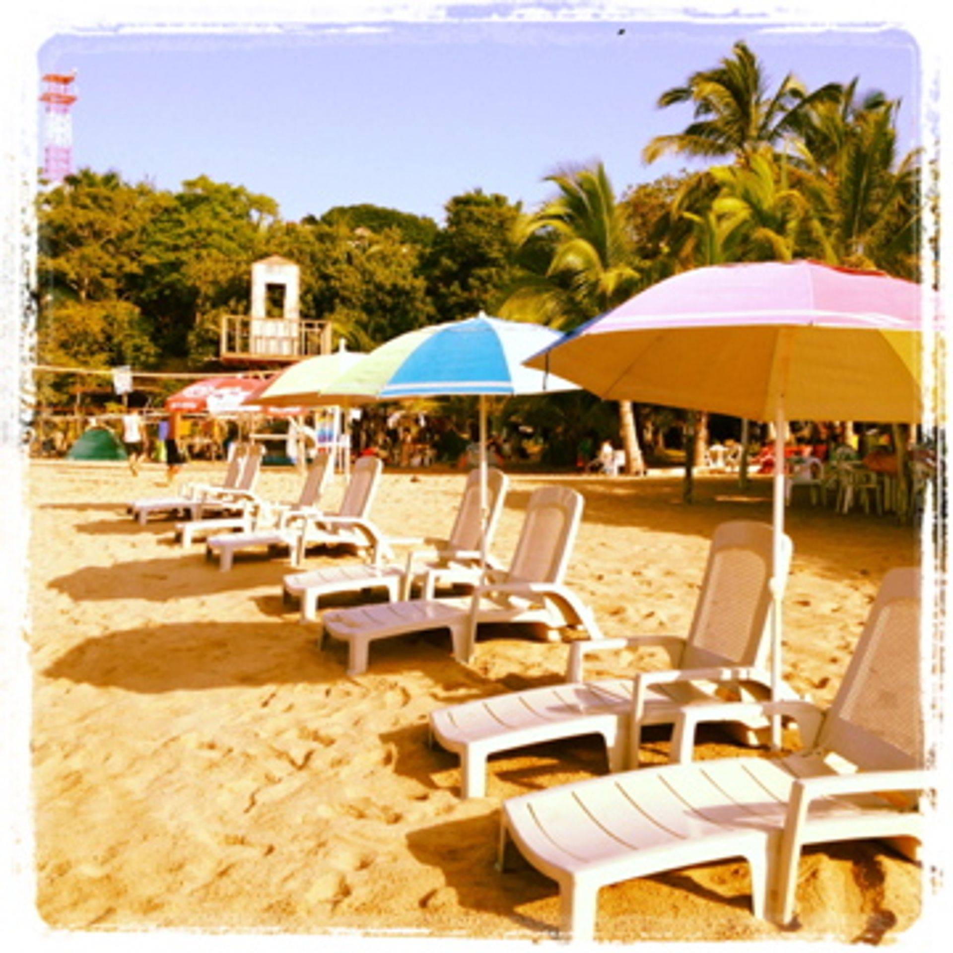 lounge chairs for chac mool customers