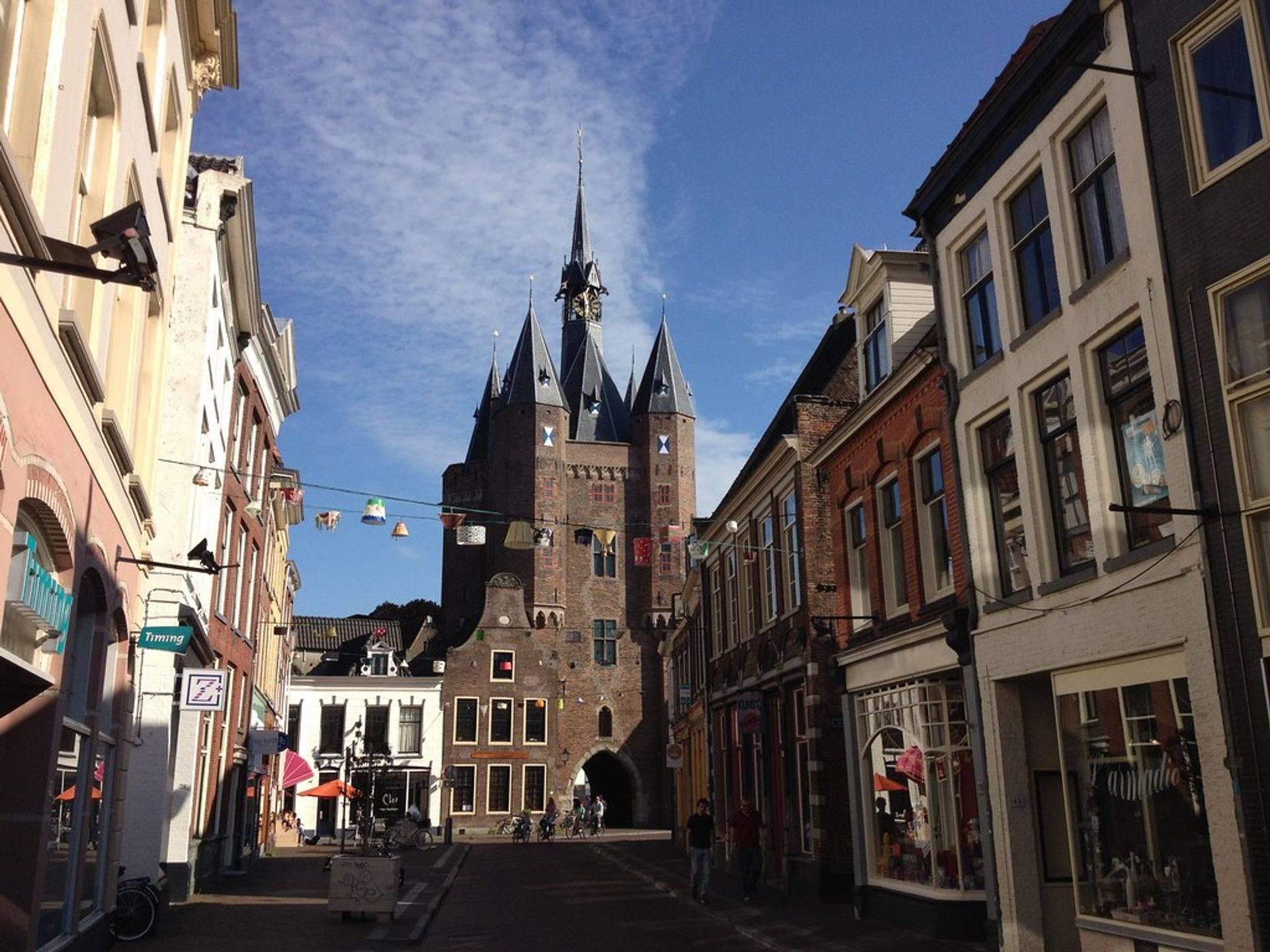 Diezerpoort Centrum Zwolle