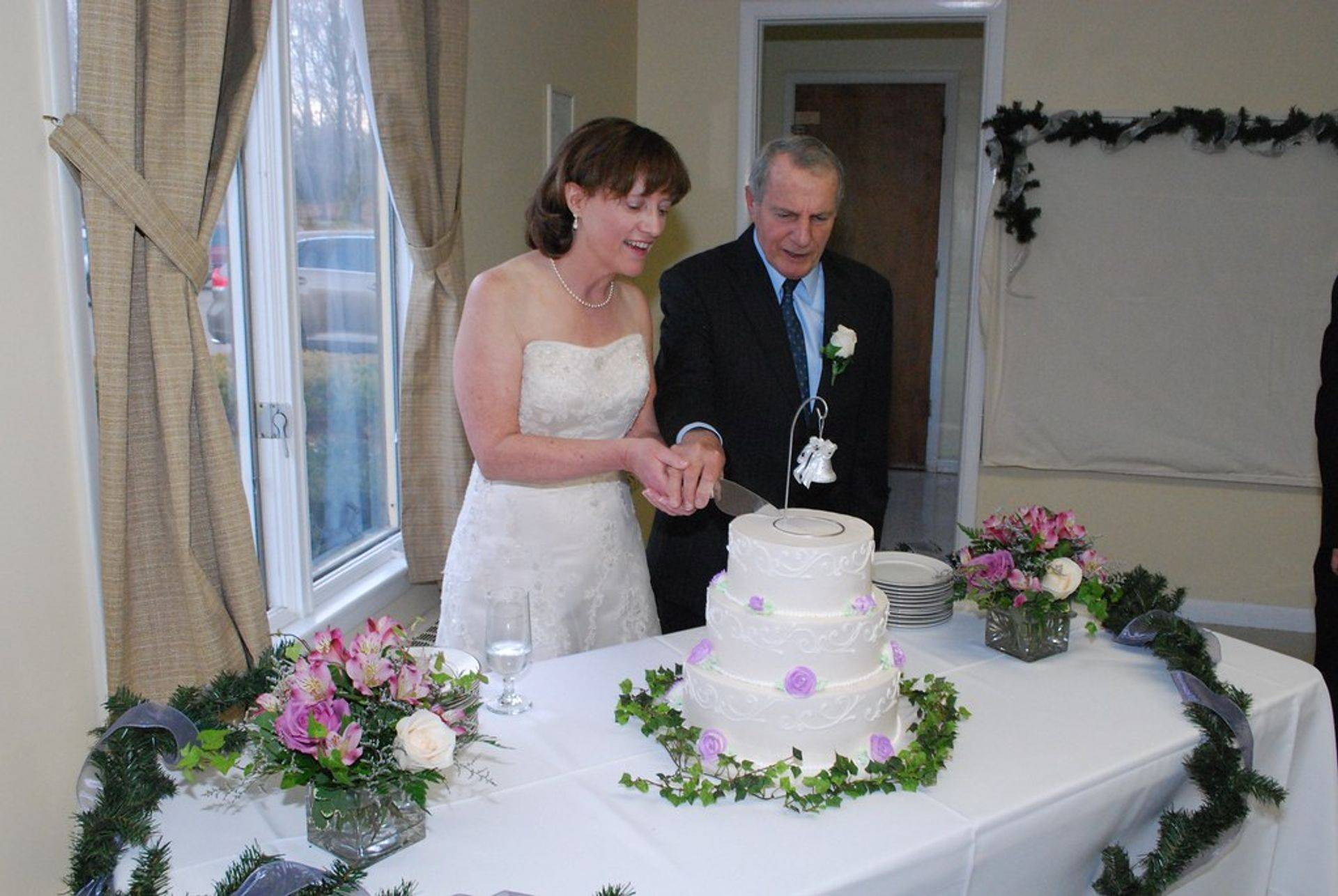 Wedding cakes and private wedding ceremonies