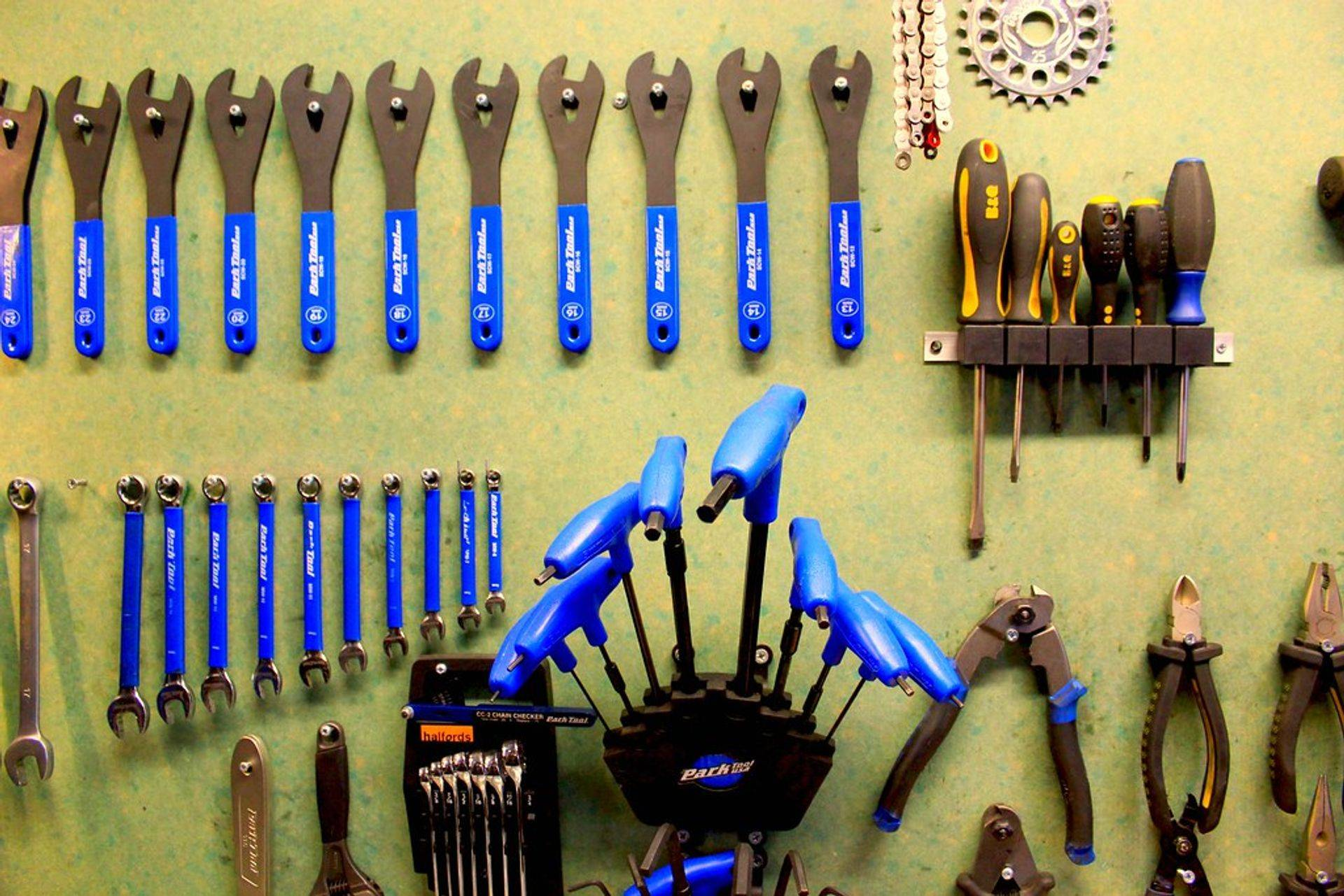 Some tools that we use