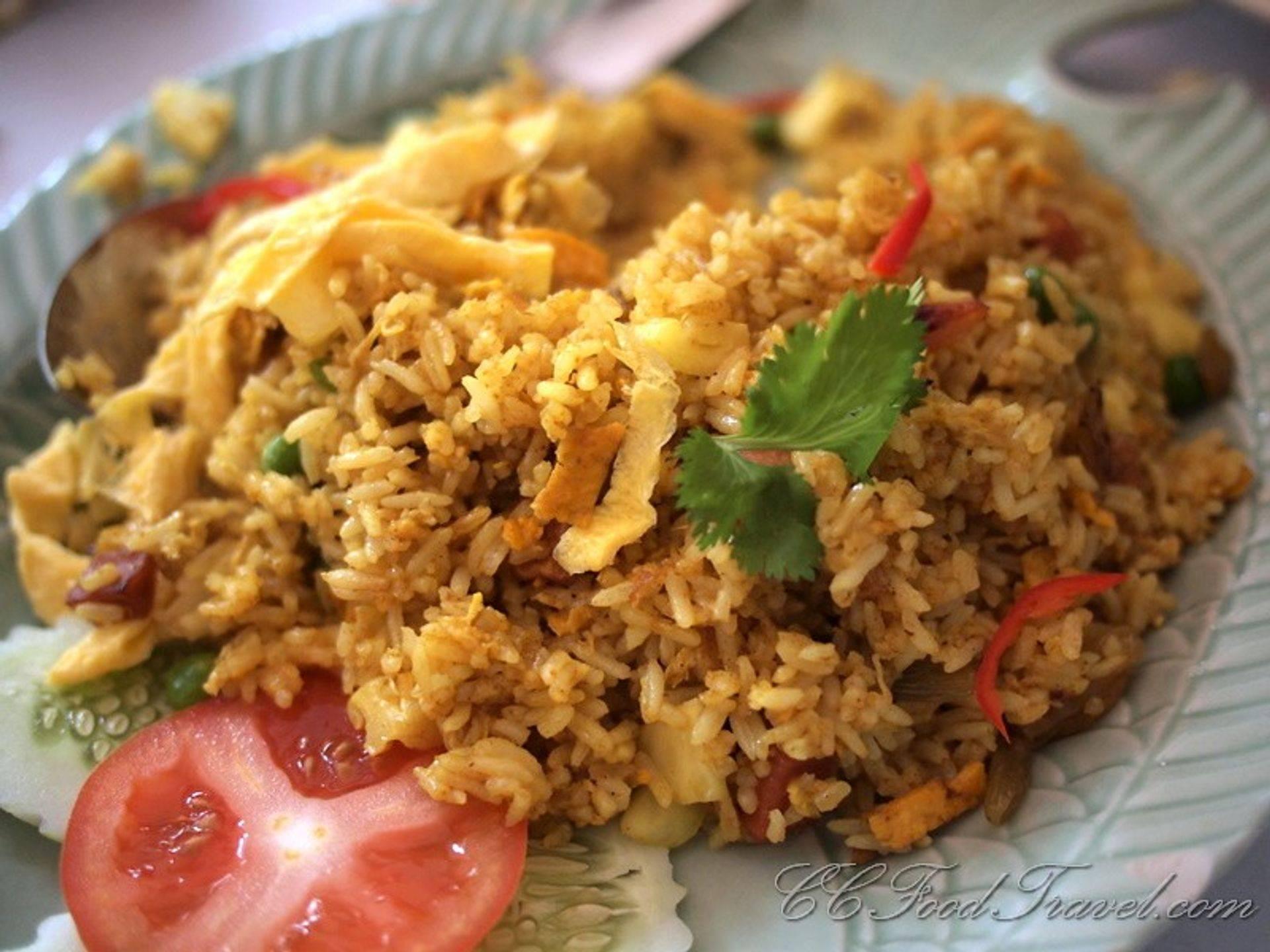 Riz long grain parfumé Thaï