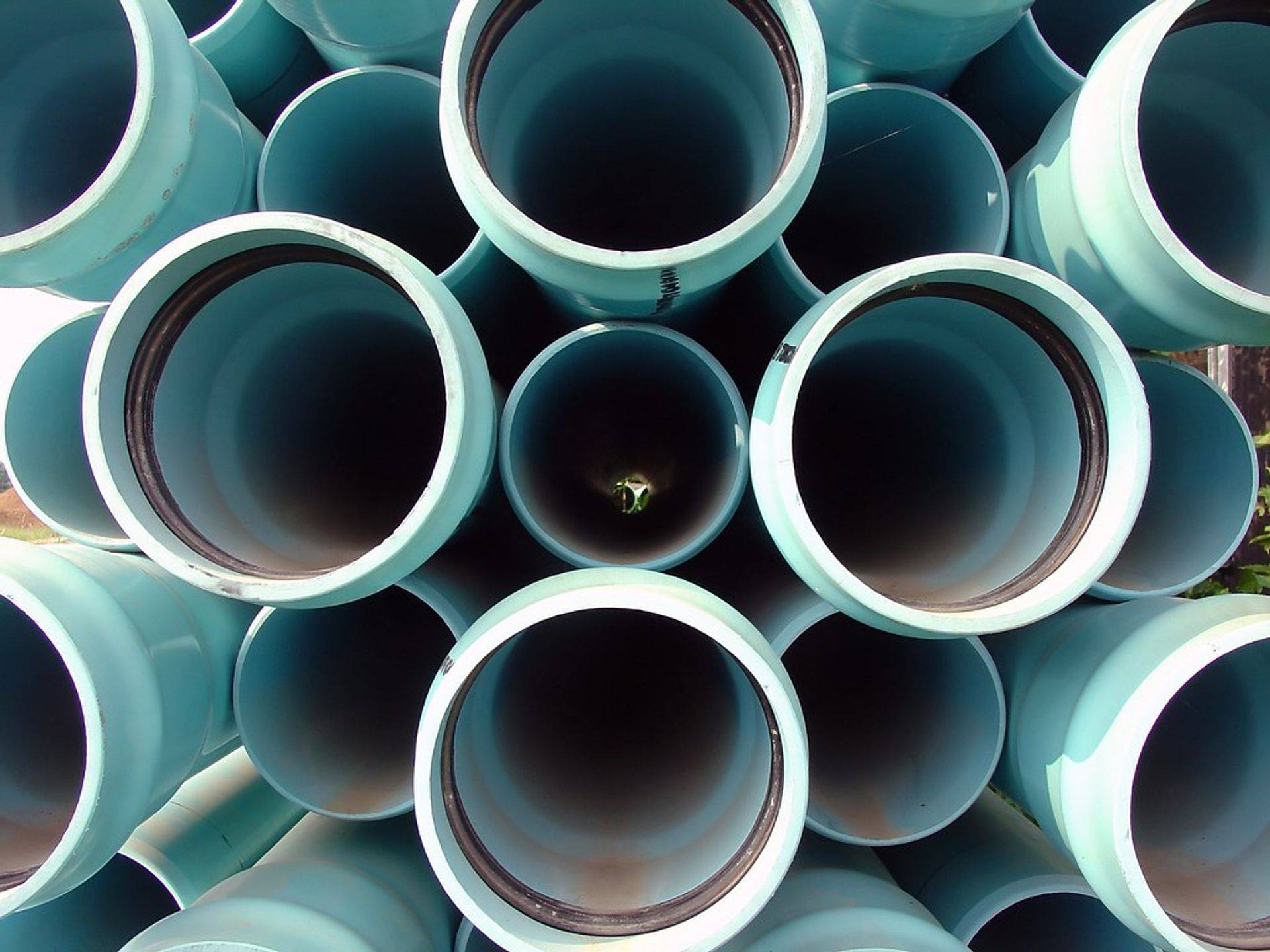 Water System Pipes
