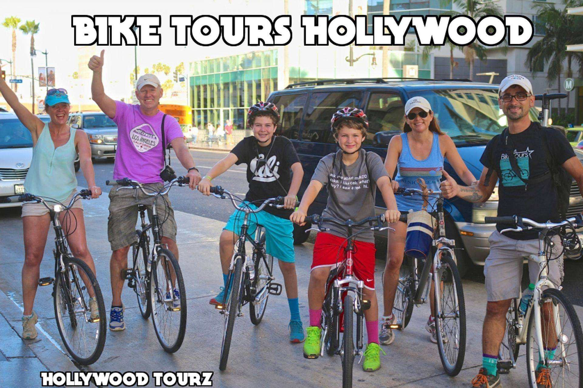 Hollywood Sightseeing Tours in Los Angeles, California