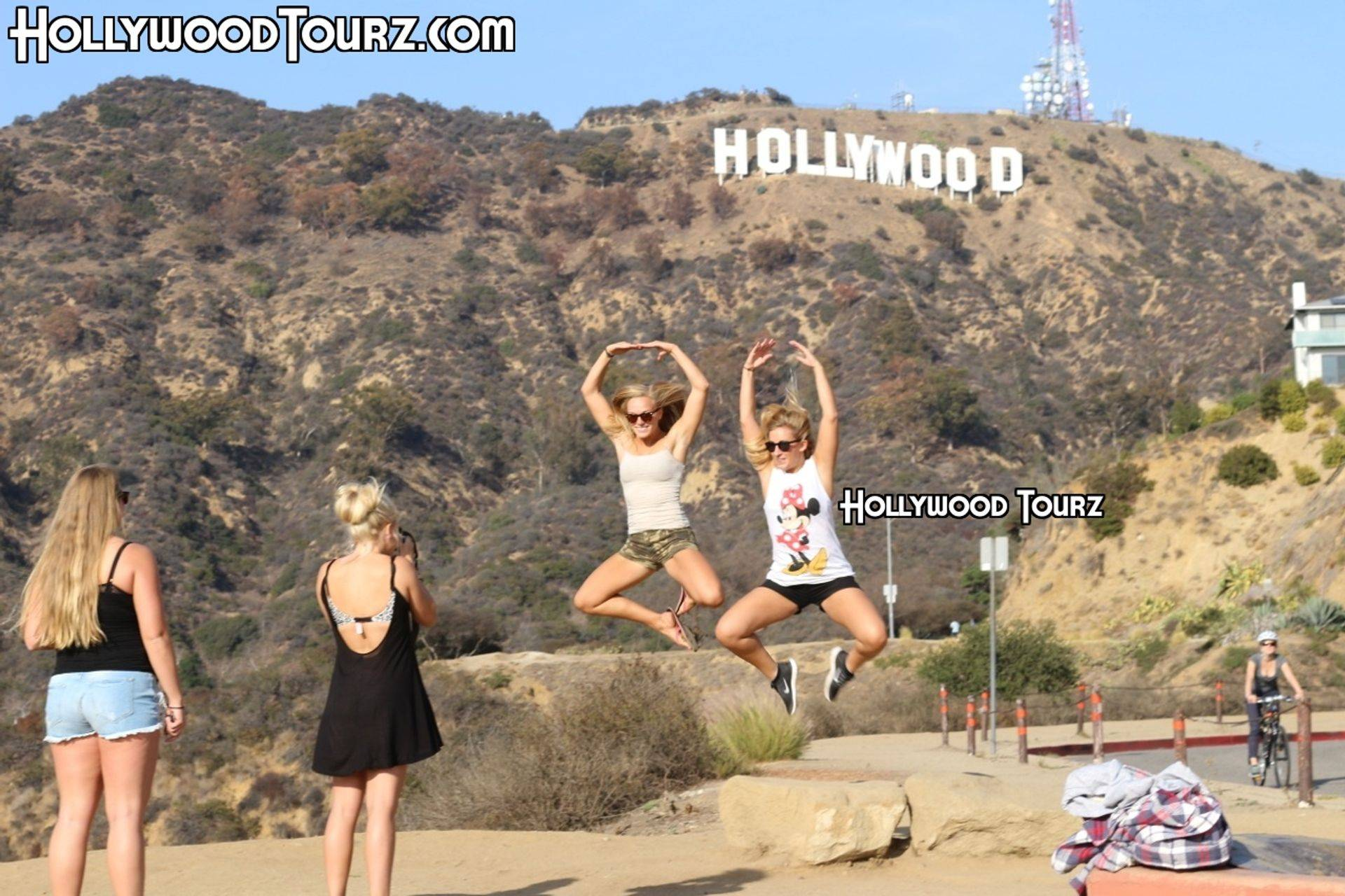 Hollywood Open Bus Sightseeing Tour of Los Angeles California Tourz