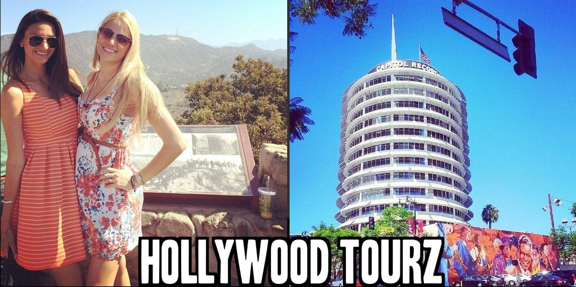 Hollywood Tourz Sightseeing bus and bike Tours in Los Angeles, California