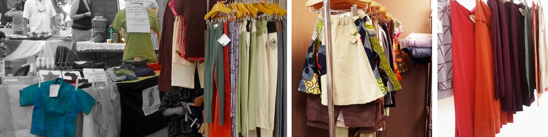 women's organic clothing, hempfest clothing