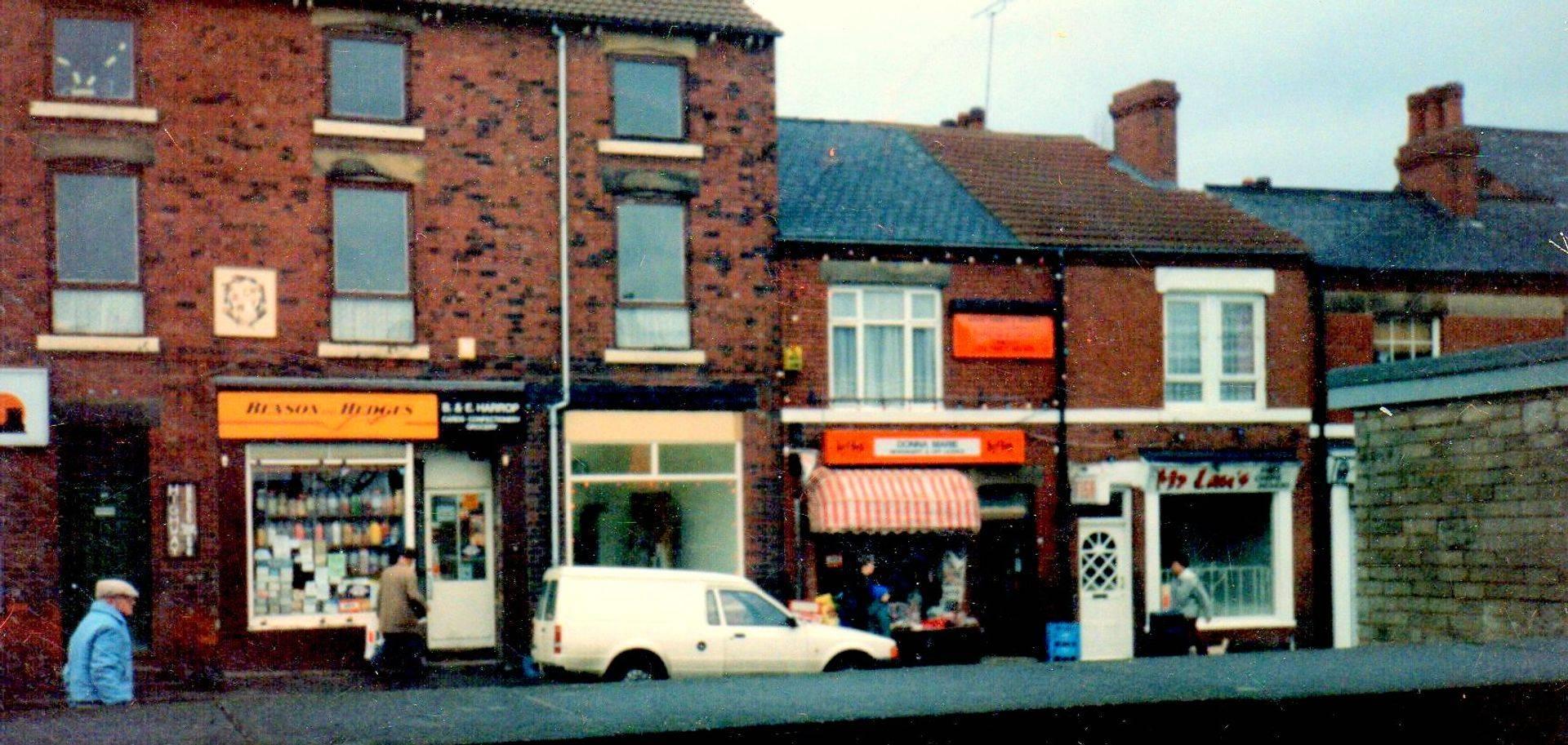 Church Street Conisbrough