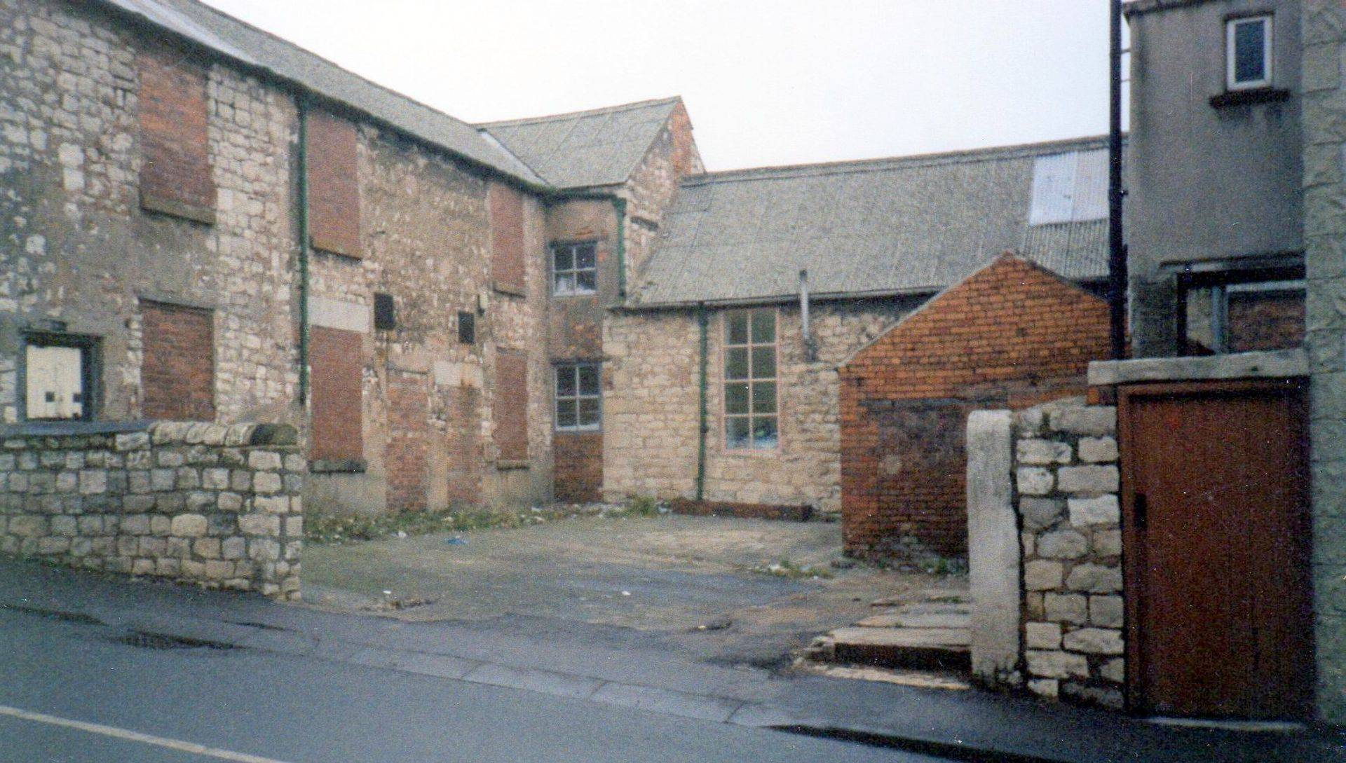 Drabbles Yard Old Road Conisbrough