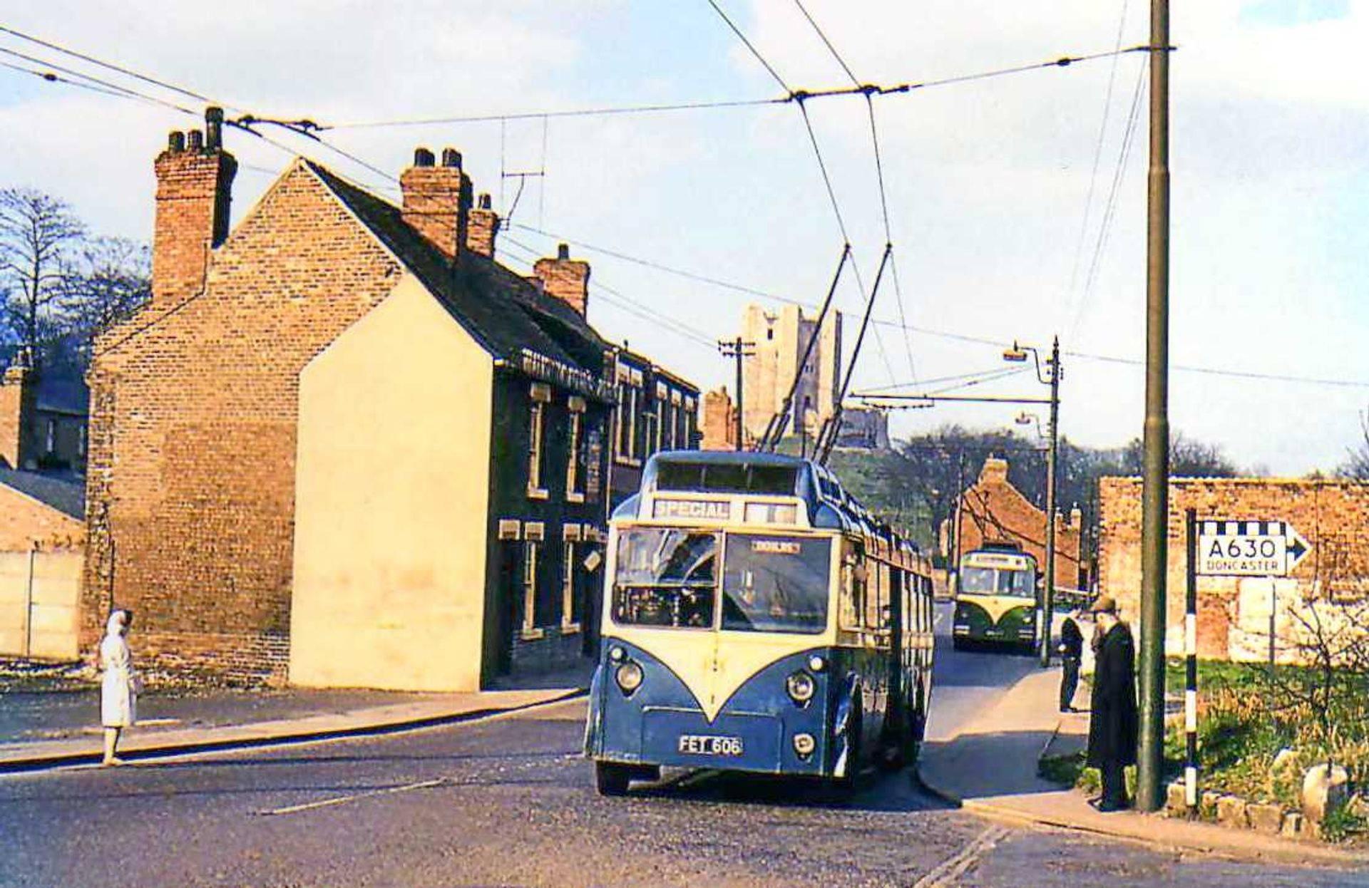 Low Road Conisbrough