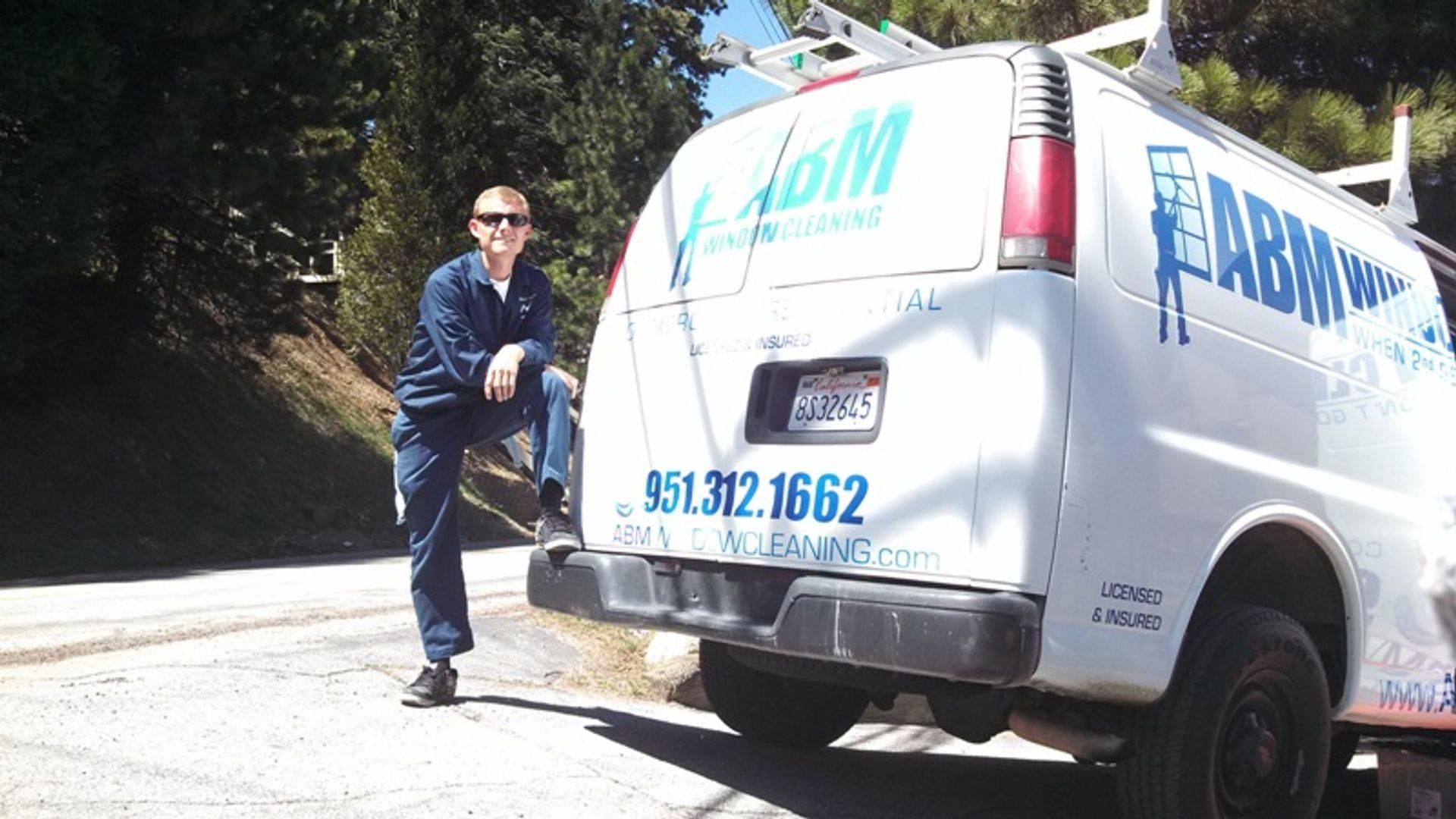 Abm Window Cleaning Riverside County Orange County San