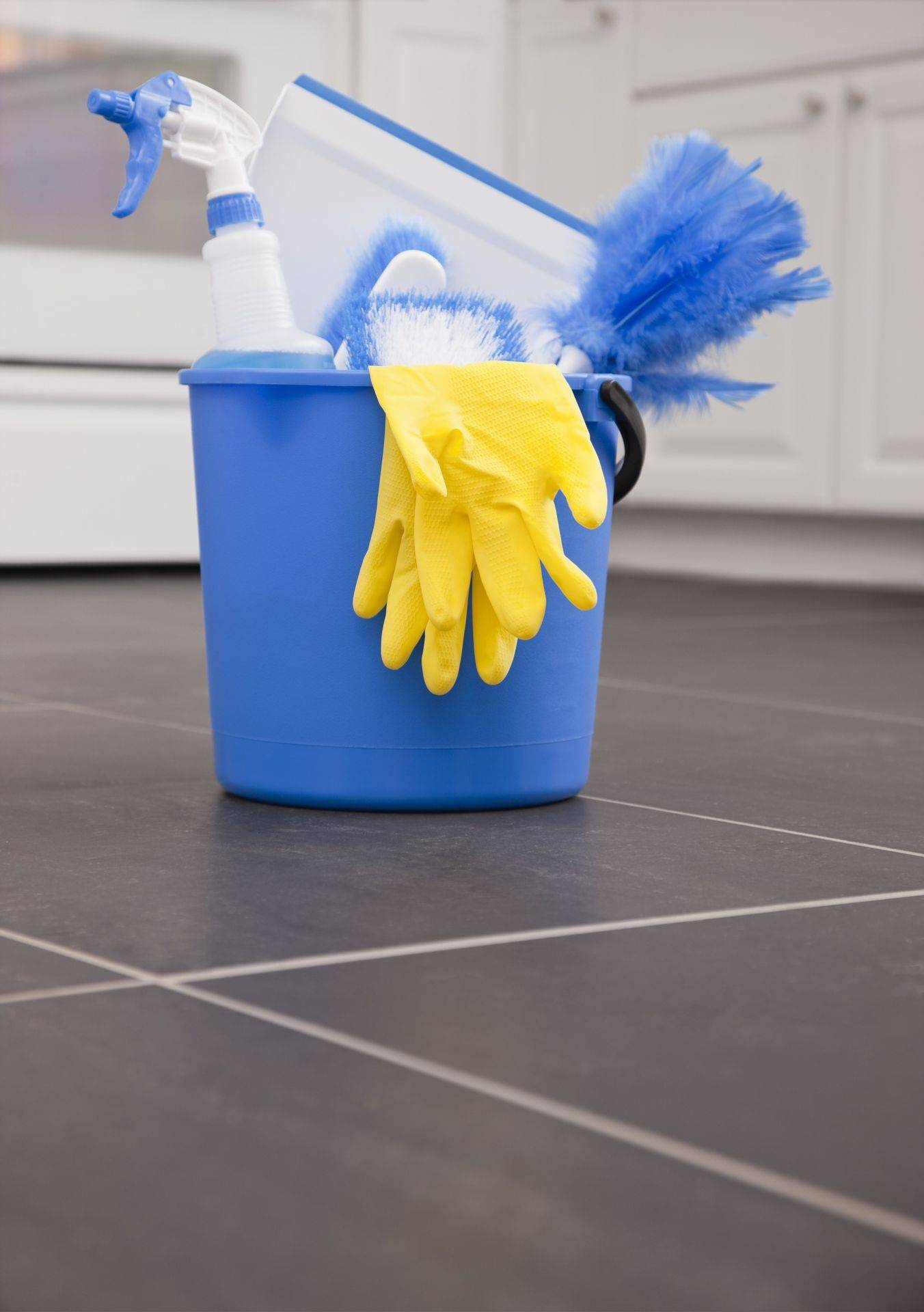 Housecleaning supplies and equipment