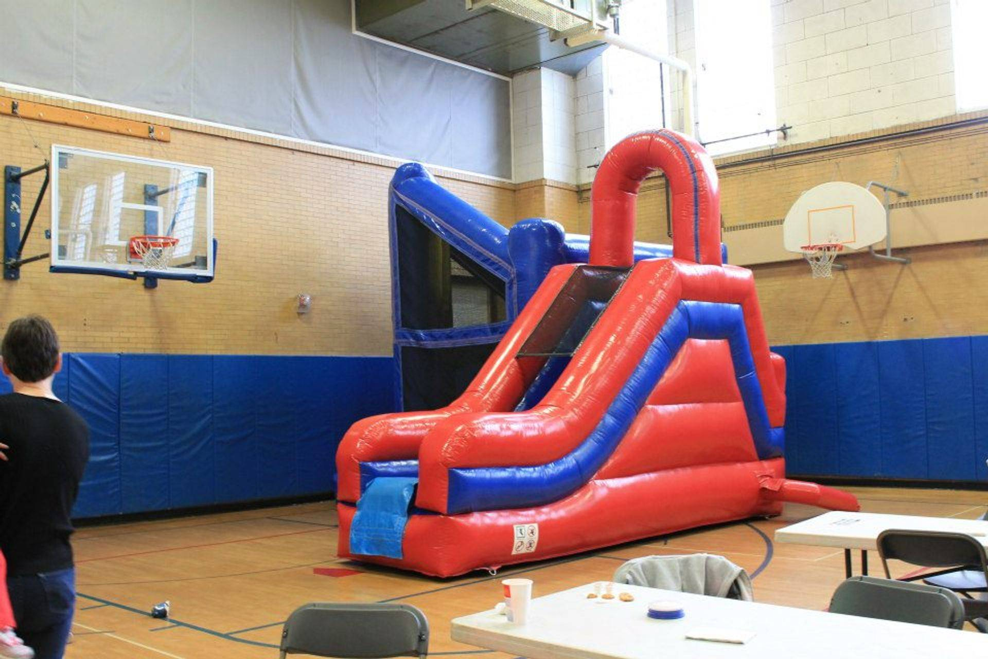Castle Bounces, Bounce with Slides, Obstacle Courses, and Water Slides