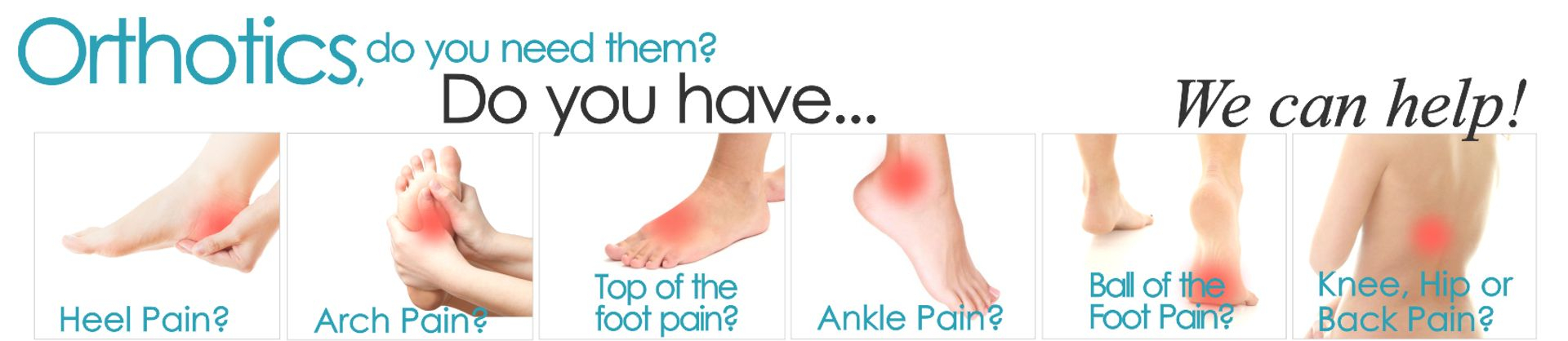 Advanced Foot & Orthotic Clinic offers a full array of chiropody services to help you maintain healthy feet.