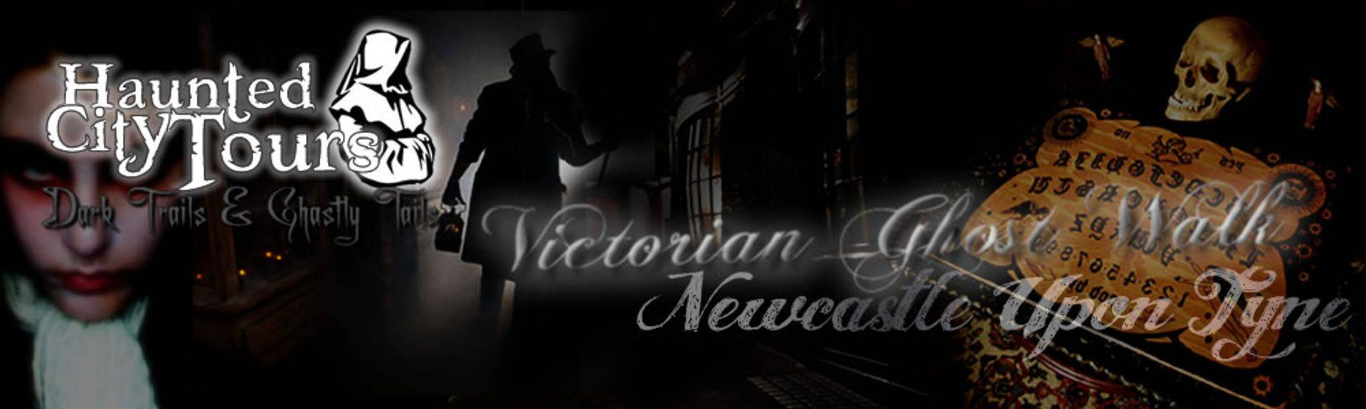 Victorian Ghost Walks  Haunted City Tours Newcastle