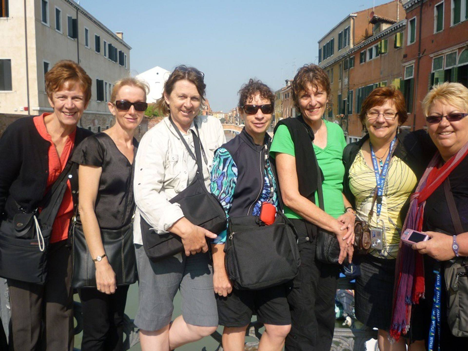 alt= Small  group tour, Venice, Italy