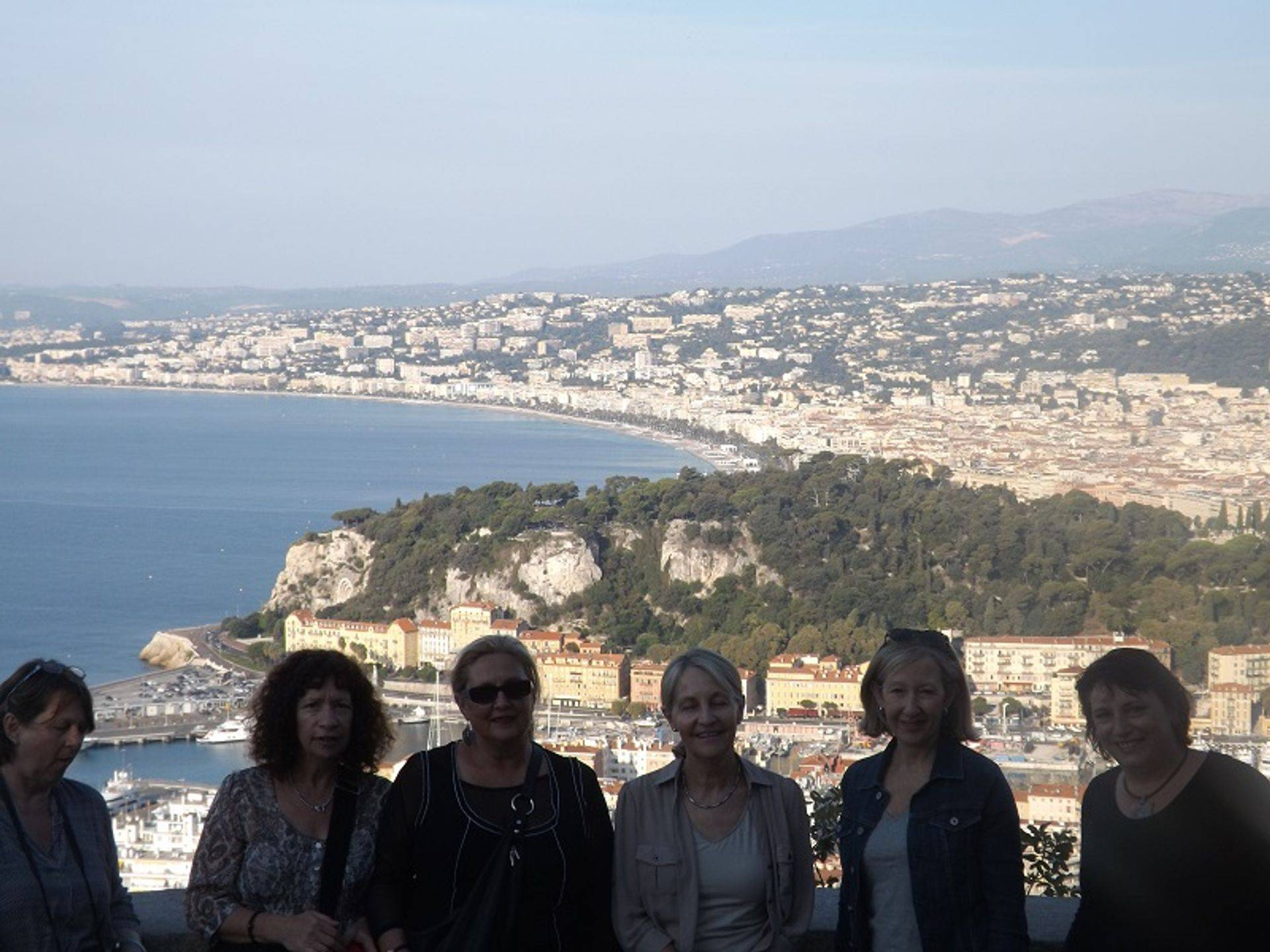 alt= Travel group Nice, France