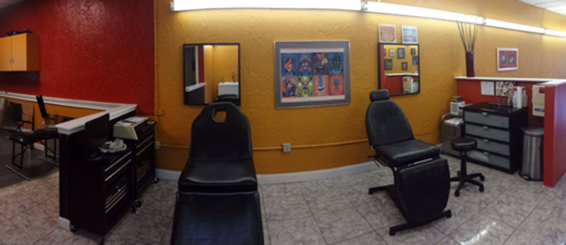 Tattoo Room