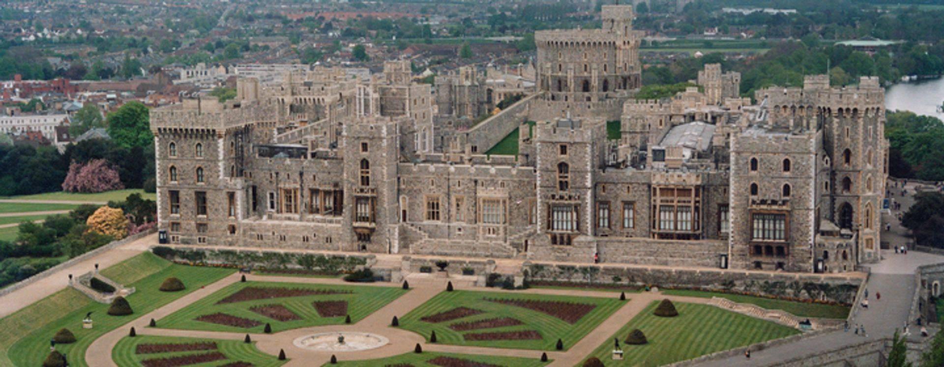 castelo de Windsor, Bem em Londres