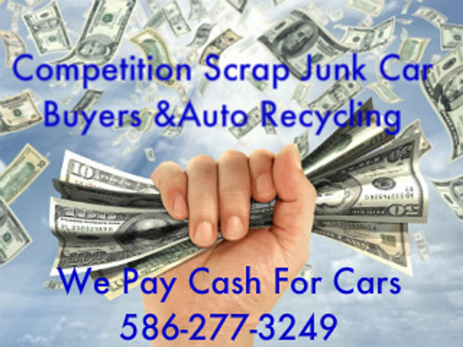 We pay the most cash for your junk car in48015,48047,48038,48021,48045,48042,48044,48043,48046,48047,48096, 48062,48066,48080,48081,48082,48310,   48311,48312,48313,48314,48088,48089,48090,48091,48092,48093,48397,48094,48095,48315,48316,48317,48318,48009,48012,48301,48302,48303,48304,48017,48331,48332,48334,48220,48030,48007,48070,48071, 48033