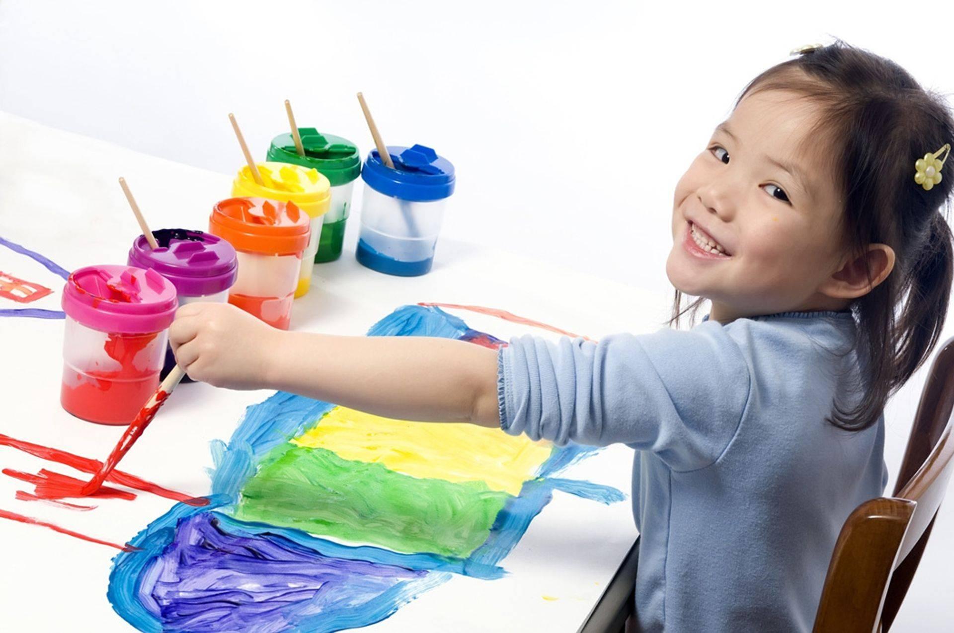 Art, drawing, painting, preschool art, Mississauga, Oakville