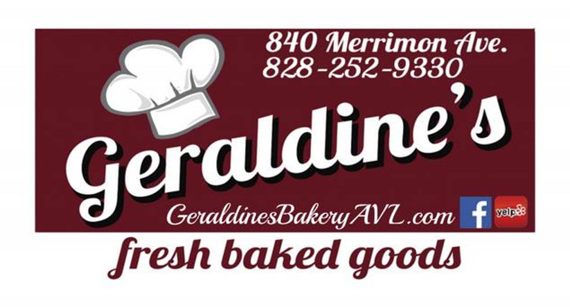 Geraldines Bakery Logo