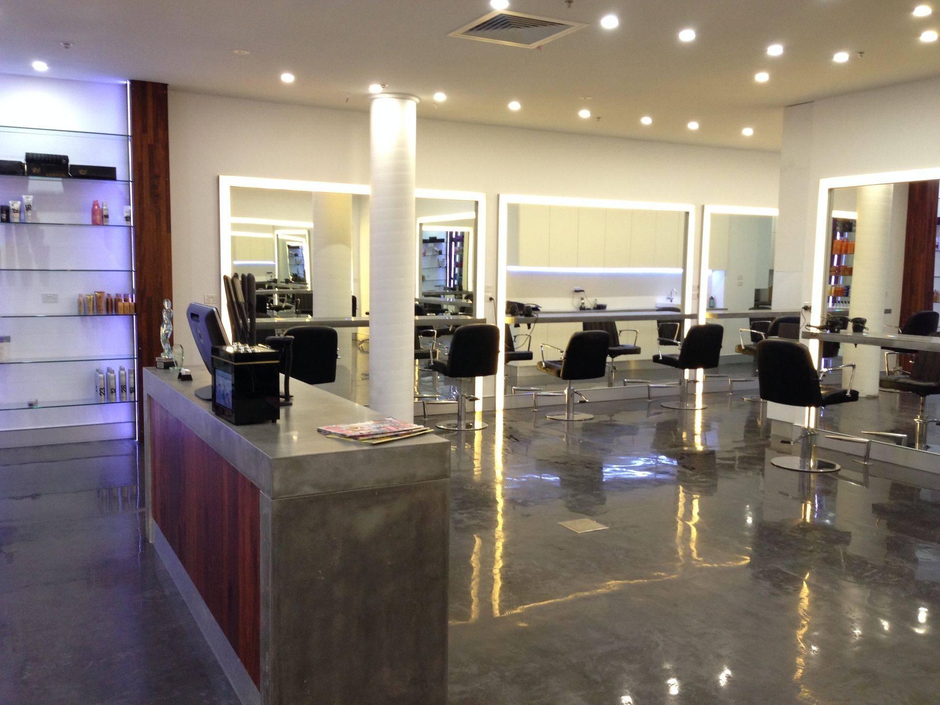 Moden salon
