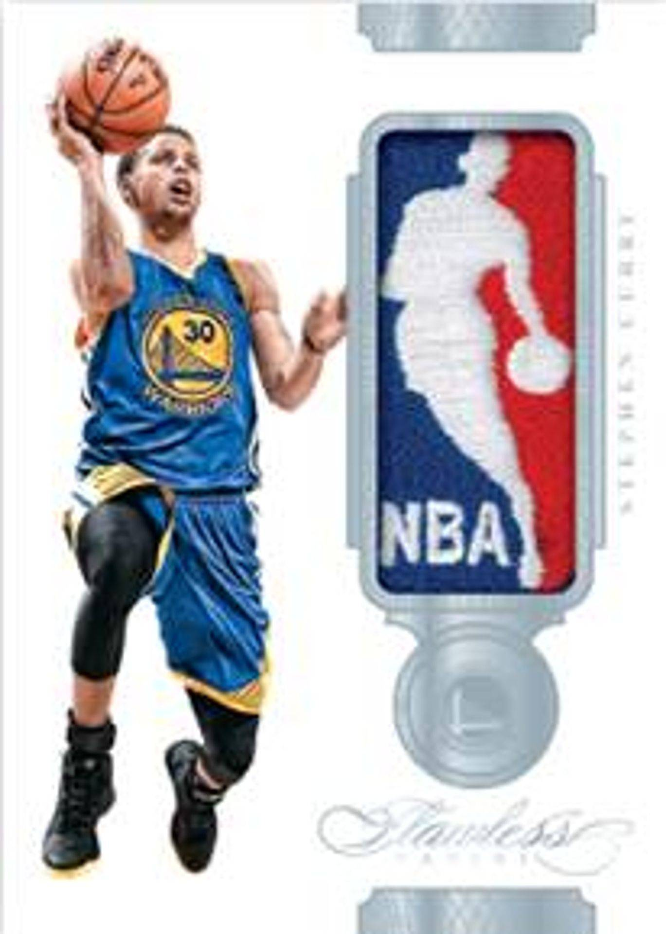 Stephen Curry NBA Logoman Flawless