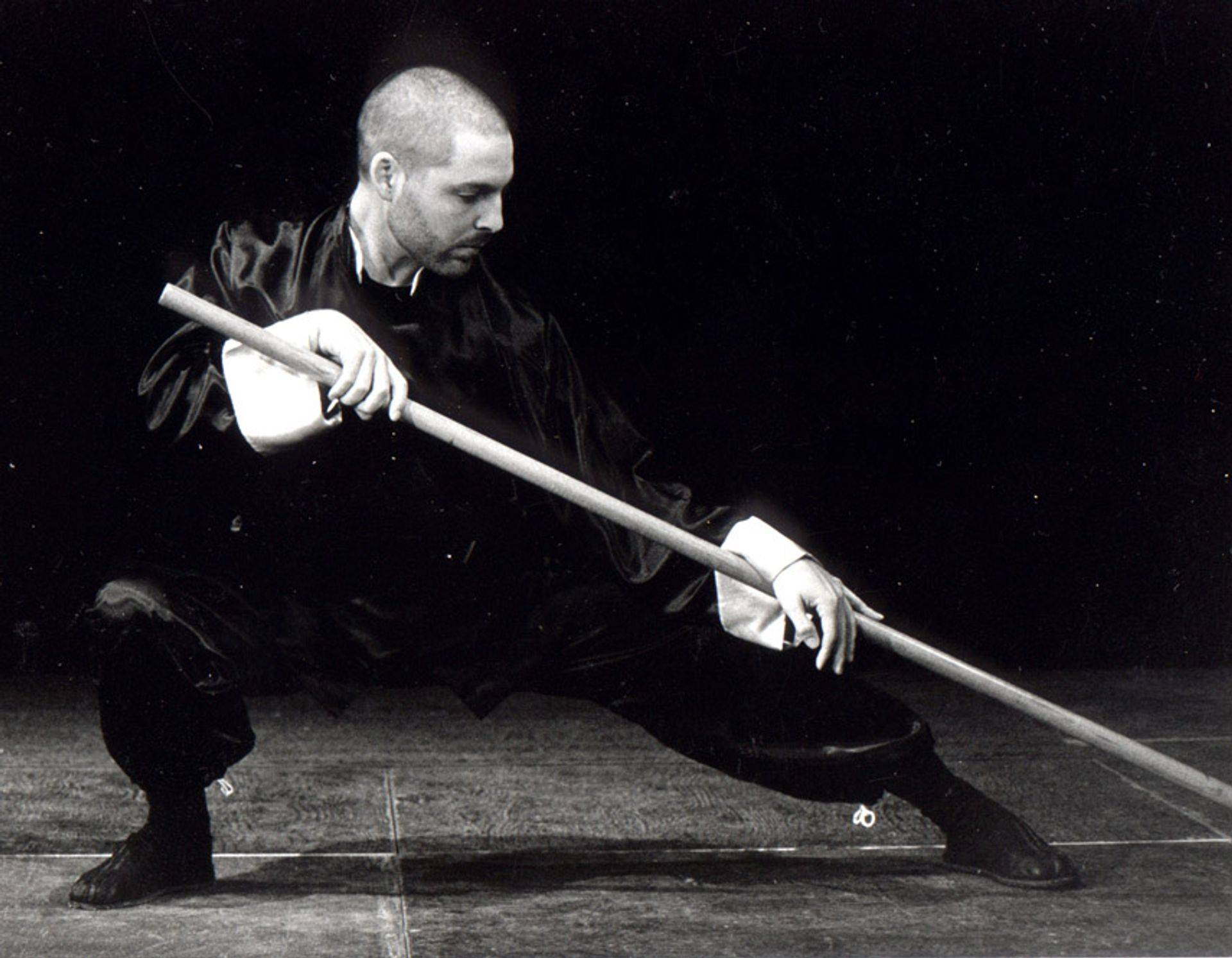 Sifu Greg Magwood Monkey Stick