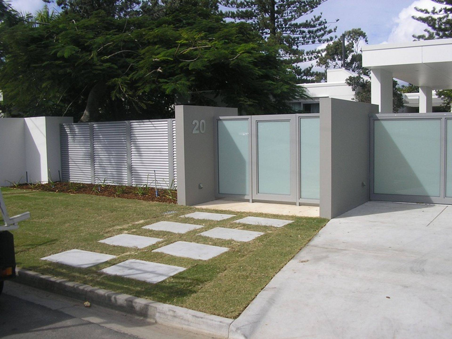 Pedestrian Gates, Gold Coast
