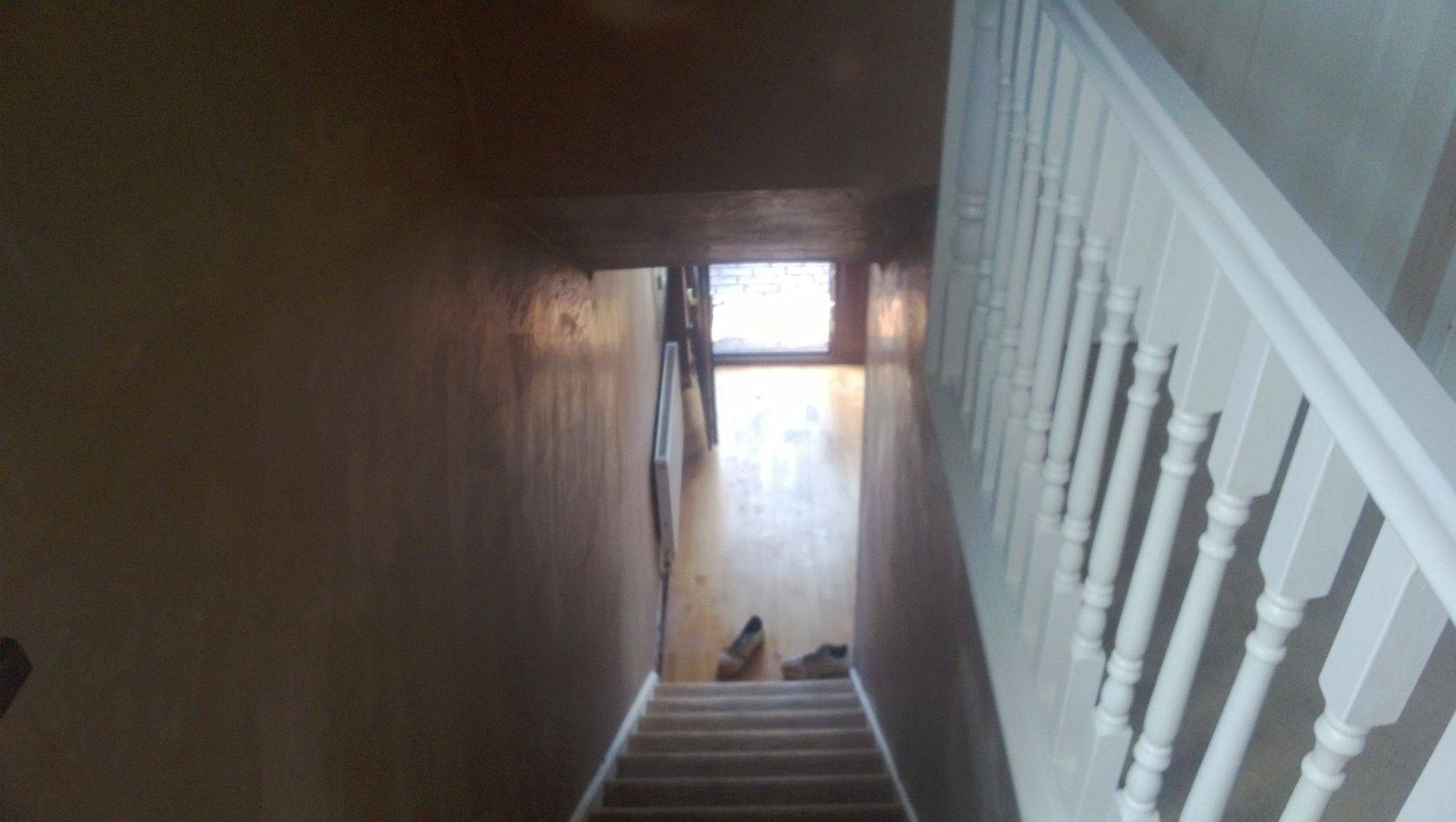 Overskim of hall, stairs and landing, coven, wolverhampton