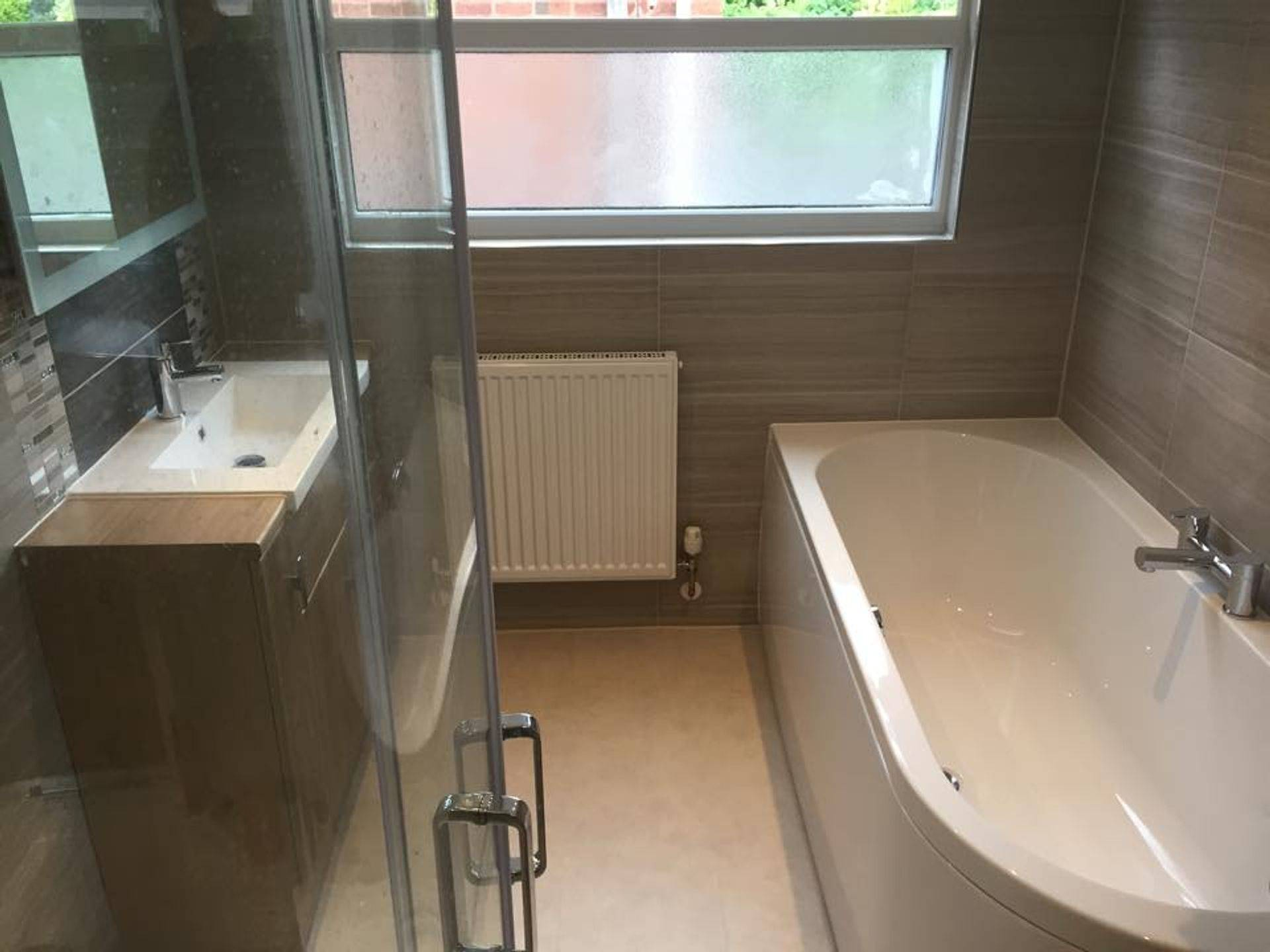 Pedmore bathroom refurb