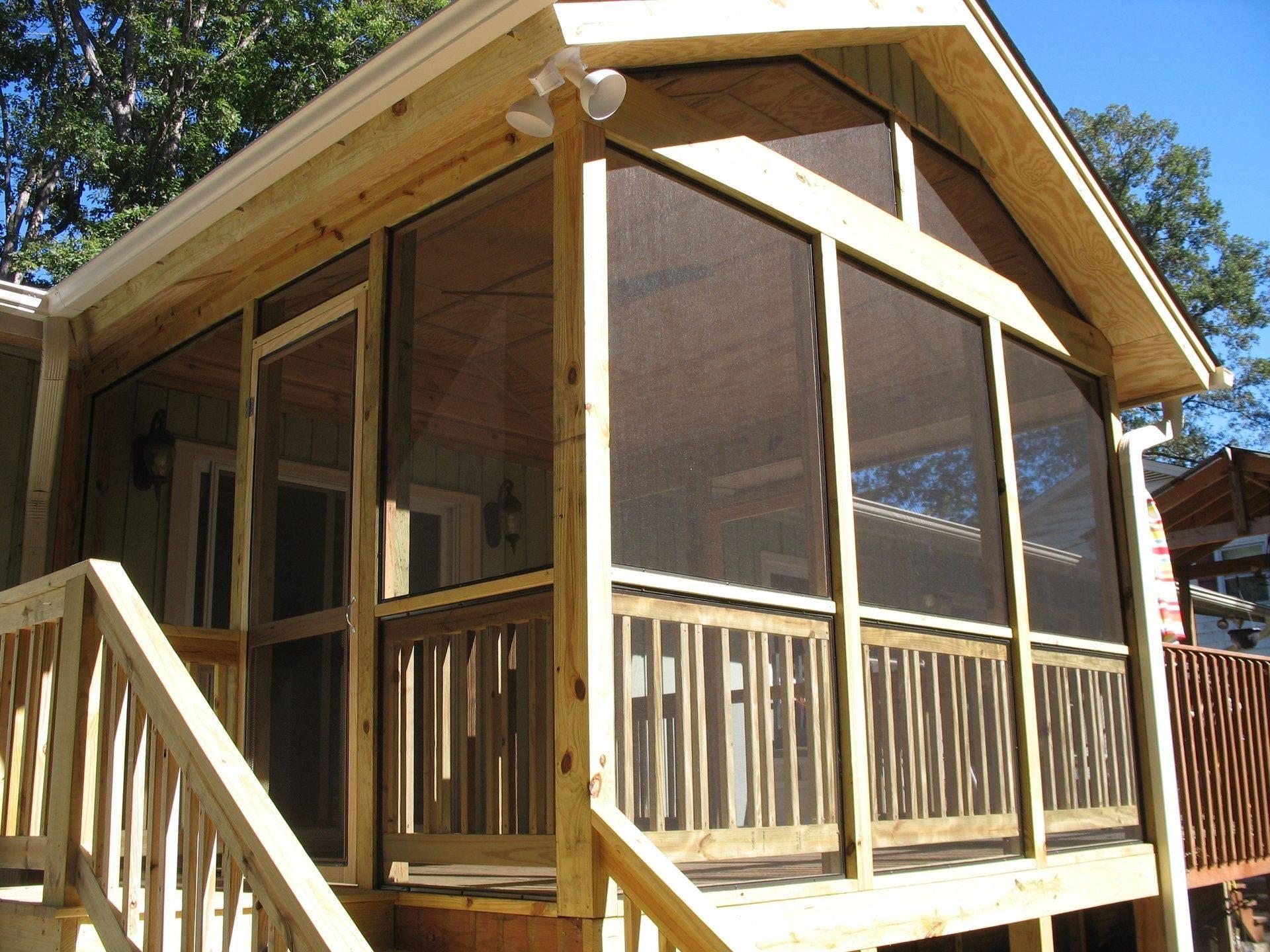 Cameron Nc Screened Porch Replacement And Repair