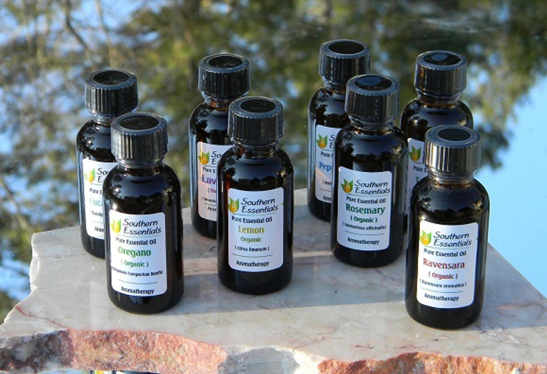 Organic Essential Oils - Southern Essentials
