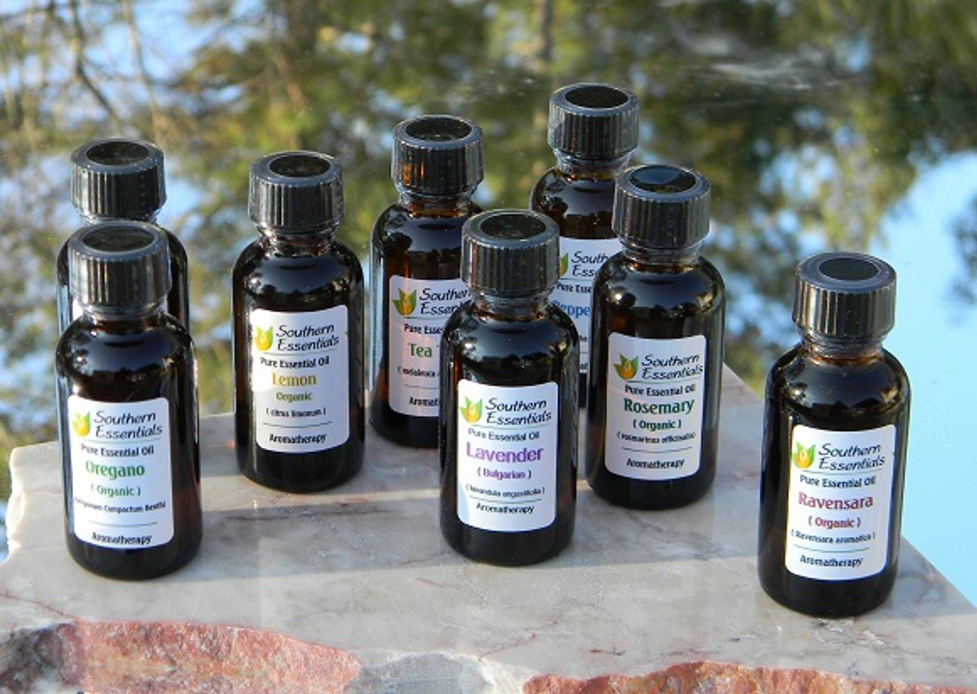 Therapeutic Grade Essential Oils - Southern Essentials