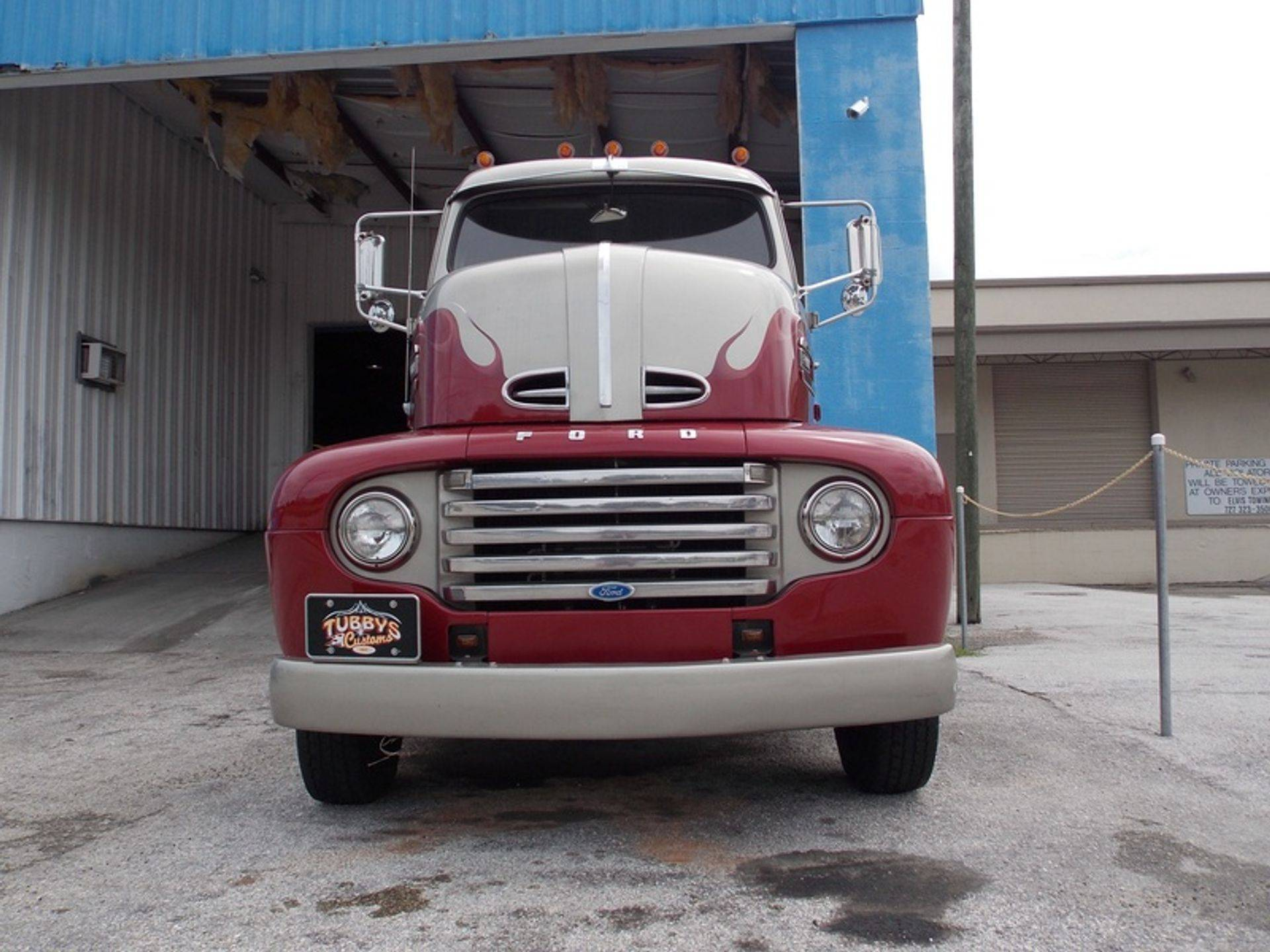 1949 Ford Cabover