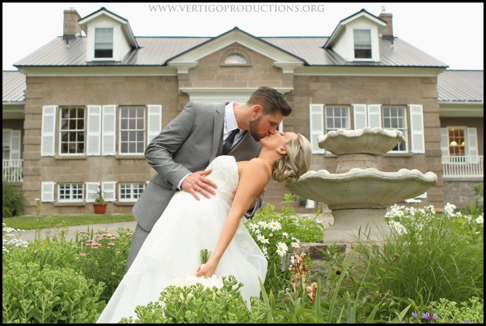 Brockville and Prescott wedding photographer, Maplehurst Manor, vertigo productions photography