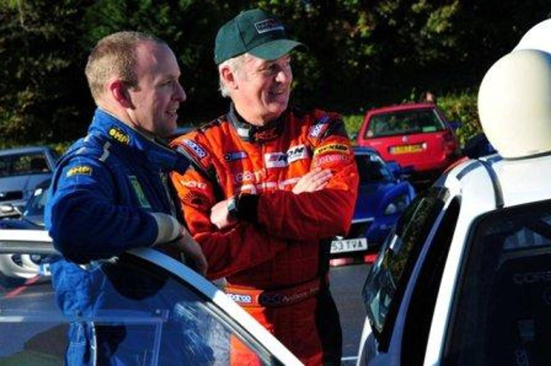Dan Ludlow Antony Reid Vulcan Racing MGZS