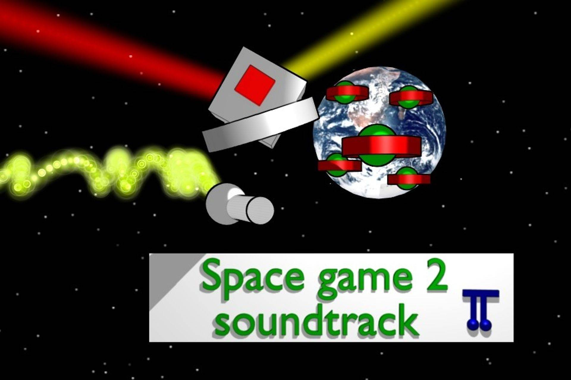 Space Game 2 Soundtrack