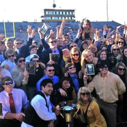 Congratulations ADPi and SAE for winning 1st Place Overall in 2012 Homecoming!
