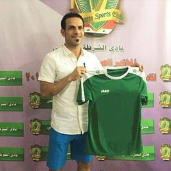 Hussein Abdul Wahid has joined Al Shorta