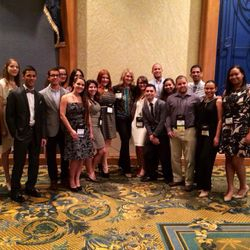 AMSA's 2014 Annual Convention 2014 at New Orleans, Louisiana.
