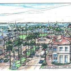 Community Master Planning - Navarre Beach Santa Rosa Island - Pensacola, FL