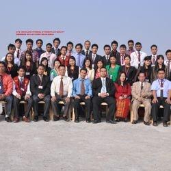 APOSTOLIC BIBLICAL  THEOLOGICAL SEMINARY (ABTS) NEW DELHI, INDIA, REGULAR STUDENTS.