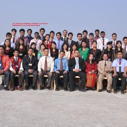 ATS NEW DELHI RESIDENTIAL STUDENTS.
