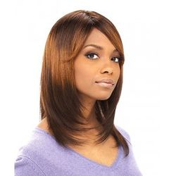 Sew in weaves are great for all hair types.  They are an easy way to achieve the look you want at a more economical price.  These weaves typically last anywhere from 4 -12 weeks depending on the client and hair type.  2 packets of human hair is usually enough for a full sew-in weave