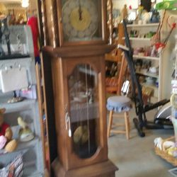 Grand Father Clock. Ask us for prices.