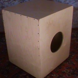 The Bass Slap cajon with slap side and no snares. $115