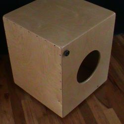 The Bass Snare Cajon. $145