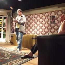 What Goes Around, Comes Around - Rehearsals
