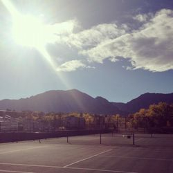 CU South Tennis Courts